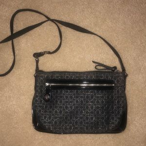 Authentic Coach CrossBody-Black